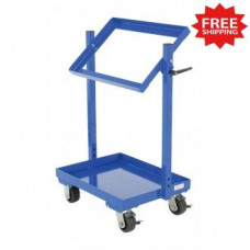 "Multi Tier Stock Cart with Adjustable Angle Height , 30--11/16""W x 19-1/16""D (Bins sold separately) -   FREE Shipping!"