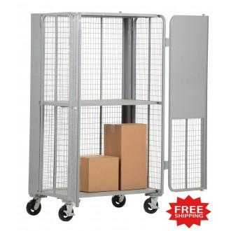 "Folding Security Truck, 45-1/8""W x 27-1/16""D - FREE Shipping!"