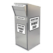 Walk up or Drive up Stainless Steel Mail Box