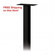 In Ground Post (for model 1680 Locking Mail Box) - FREE SHIPPING!