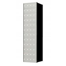 Standard 48 Door 12 High Horizontal Mailbox Unit - Rear Loading - 1700124A