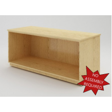 """Mail Room And Office Furniture - 75-1/4"""" Wide Wood Open Table"""