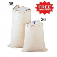 """Mail Room Office and Warehouse Supplies - Canvas Mailbag 26"""" H X 23""""W - FREE SHIPPING!"""