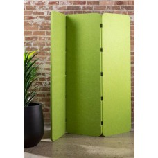 """Free Standing Social Distancing Acoustic Panel 70""""H x 70""""W - FREE SHIPPING!"""