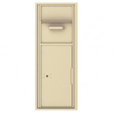Collection/Drop Box Unit - 4C Wall Mount 12-High - 4C12S-HOP