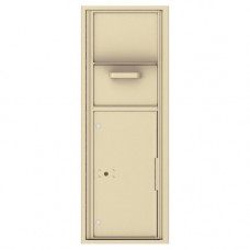 Collection/Drop Box Unit - 4C Wall Mount 13-High - 4C13S-HOP