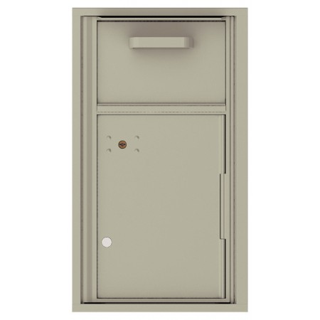 Commercial Or Residential Mailboxes Front Loading Mailbox, Collection / Drop  Box With Pull Down Hopper For Mail Collection, ...
