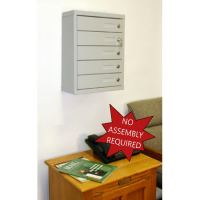 """Cell Phone, Smartphone Cabinet For Larger Phones! 5 Door Cabinet 5""""D, FREE QUANTITY SHIPPING!"""