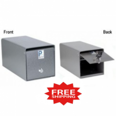Under Counter Steel Drop Safe - FREE SHIPPING!