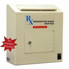 Prescription Wall Mount Drop Box