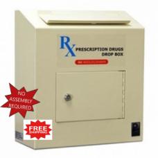 Prescription Wall Mount Drop Box - FREE SHIPPING!