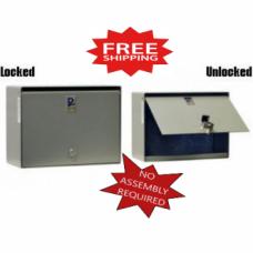 Steel Wall Mount Drop Box - FREE SHIPPING!