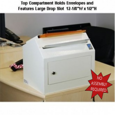 Desk Top or Wall Mount Drop Box