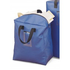 "Mail Room Supplies - 16""H x 14-1/2""W Bulk Mail Security Bank Bag - Small"