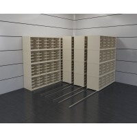 High Density Sorters and Storage 320 Adjustable Pockets