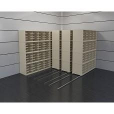 High Density Sorters and Storage 320 Adjustable Pockets