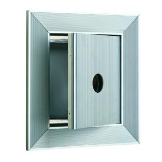 Key Keeper (Key Lock Box) - Loose and Recess Mounted - With Postal Lock Prep - KKA