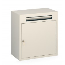 Mail Room Supplies and Office Organizers Mail Collection Box Wall Mount or On Table Top
