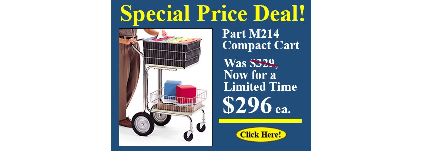 M214 Compact Cart