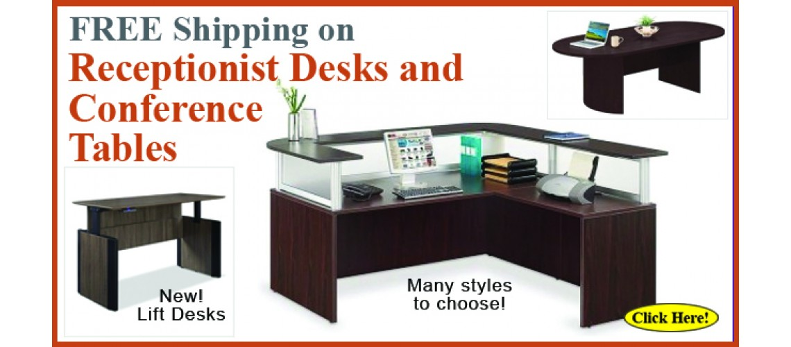 Receptionist Desks