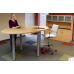 Standing Height 8' Conference Table FREE FREIGHT