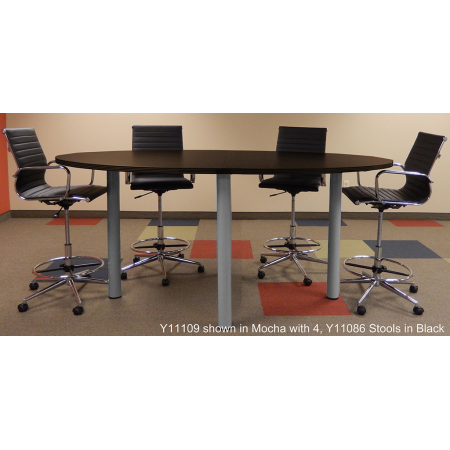 Standing Height Conference Table FREE FREIGHT - Standing height conference table