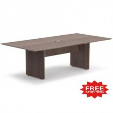 "94""W Conference Table in Two Color Choices - FREE Shipping!"