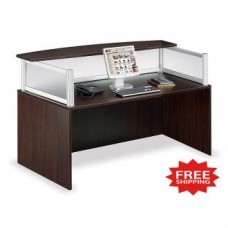 "71""W Reception Desk - FREE Shipping!"
