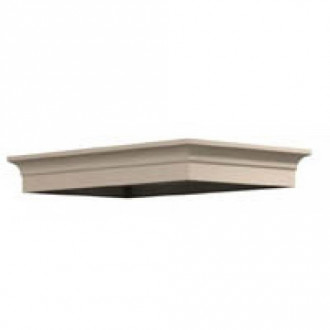 Classic Decorative Crown Molding Cap for 1570, 1590-T2 CBUs (VOGUEC1)