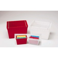 Office Supplies File Folder Rods for 1579 Corrugated Totes - Tote not included
