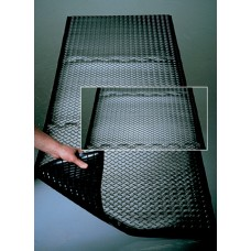 Mail Room and Office Supplies Interlocking Rubber Mat - Relieves Strain On Backs And Legs - Center Section