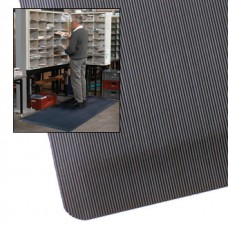 """Anti-Fatigue Mat 36""""W x 144""""L Relieves Strain On Backs and Legs"""