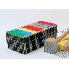 Mail Room and Office Supplies Wire File Basket