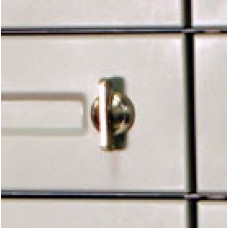 Mail Room and Office Supplies Thumb Turn Latch