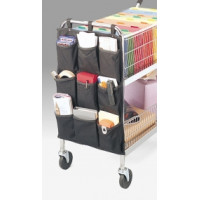 Mail Room and Office Supplies Canvas Pocket Caddy