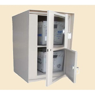 Mail Room Mail and Office Mail Products Front Loading Double Tote Box