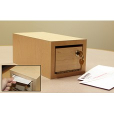 """""""Close Out Special"""" Small Envelope Drop Box (Only One Left!)"""