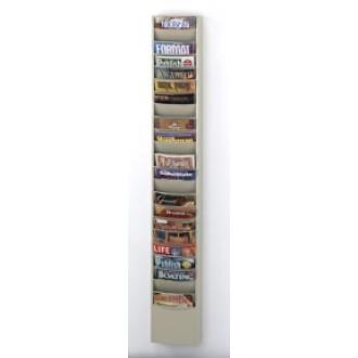 Wall Rack 23 Pockets - Putty
