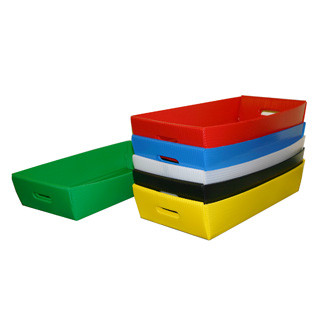 "Mail Room Supplies Plastic Tray 24-1/2""x12""x4-3/4""H Minimum Orders of 10"