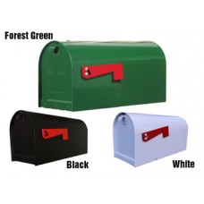 Aluminum Rugged Outdoors Mailbox