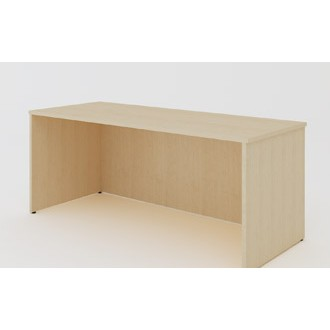 "Custom Mail Room Or Office Furniture - 75-1/4""W Custom Wood"