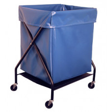 Mail Room Supplies and Carts 8 Bushel Collapsible Bulk Mail and Package Hamper
