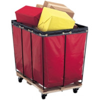 Mail Room Supplies 12 Bushel Capacity Economy Bulk Mail and Package Hamper