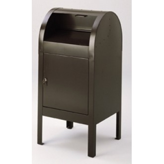 Mail Room and Office Supplies Weather Sealed Outdoor Mail Drop Box