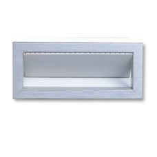 Aluminum Door/Wall Slot