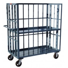 Welded Heavy Duty Mover with Adjustable Shelf