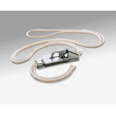 Charnstrom's Mailbag Accessories Metal Rope Cinch