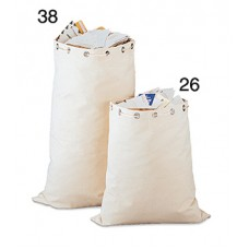 "Mail Room Supplies - Large Canvas Mailbag 38""H X 25""W"