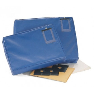 CLOSE-OUT Extra Capacity Courier Mail Pouch - Large