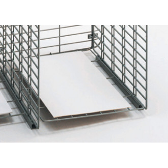"11-1/8""W x 12""D Horizontal Wire Shelf"